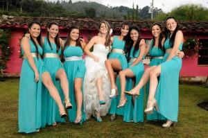 Damas de Honor, Bridesmade