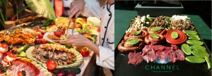 Banquetes, Taquiza, Bufete, Torna fiesta